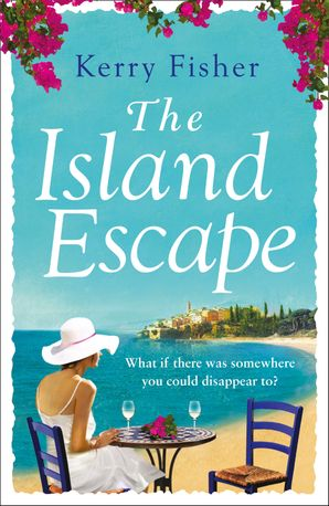 The Island Escape Paperback  by Kerry Fisher