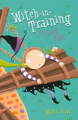 The Last Task (Witch-in-Training, Book 8)