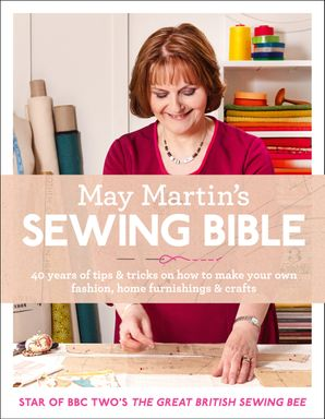 May Martin's Sewing Bible Hardcover  by