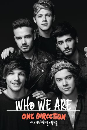 One Direction: Who We Are Hardcover  by No Author