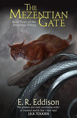 The Mezentian Gate (Zimiamvia, Book 3)