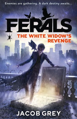The White Widow's Revenge Paperback  by