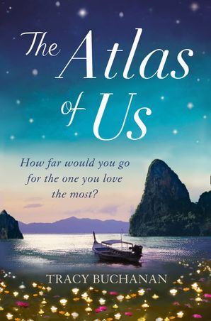 The Atlas of Us Paperback  by Tracy Buchanan