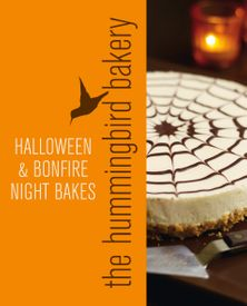 Hummingbird Bakery Halloween and Bonfire Night Bakes