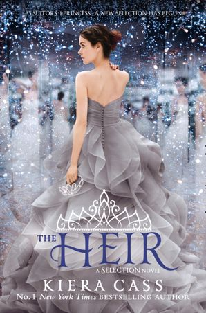 The Heir (The Selection, Book 4) Paperback  by Kiera Cass