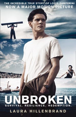 Unbroken Paperback Film tie-in edition by Laura Hillenbrand