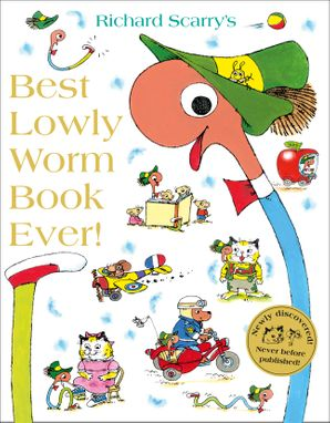 Best Lowly Worm Book Ever Paperback  by Richard Scarry