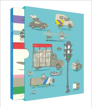 Paul Smith for Richard Scarry's Cars and Trucks and Things That Go slipcased edition Hardcover  by Richard Scarry