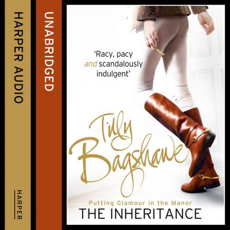 The Inheritance (Swell Valley Series, Book 1) - Tilly Bagshawe, Read by Scarlett Mack