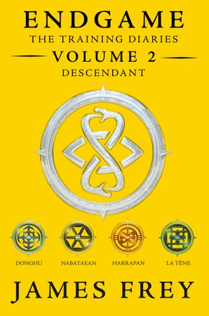 Descendant (Endgame: The Training Diaries, Book 2) eBook  by James Frey