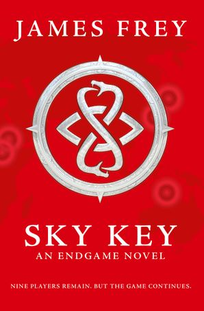 Sky Key (Endgame, Book 2) Paperback  by James Frey