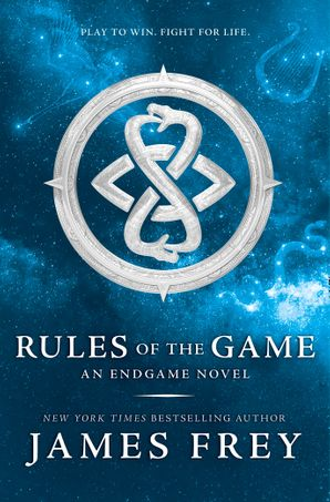 Rules of the Game (Endgame, Book 3) Paperback  by James Frey