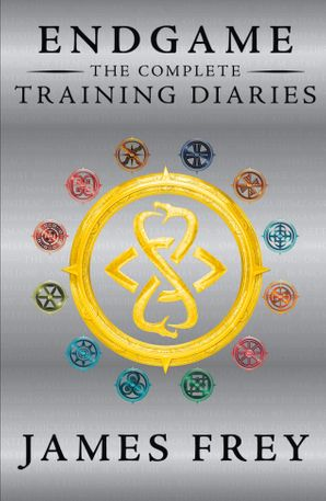 The Complete Training Diaries (Origins, Descendant, Existence) (Endgame) Paperback  by James Frey