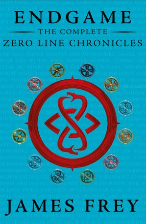 The Complete Zero Line Chronicles (Incite, Feed, Reap) (Endgame: The Zero Line Chronicles) Paperback  by James Frey
