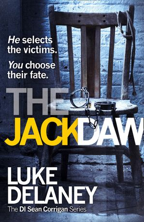 The Jackdaw Paperback  by Luke Delaney