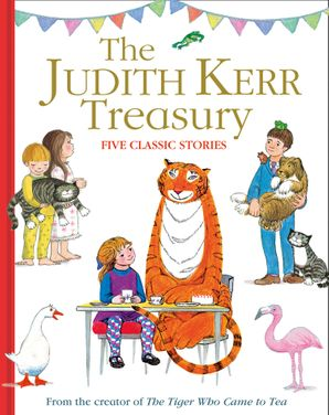 The Judith Kerr Treasury Hardcover  by Judith Kerr