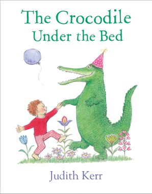 The Crocodile Under the Bed Hardcover  by