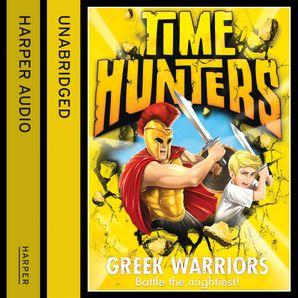 Greek Warriors Download Audio Unabridged edition by Chris Blake