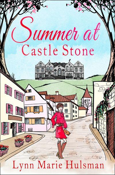 Summer at Castle Stone - Lynn Marie Hulsman