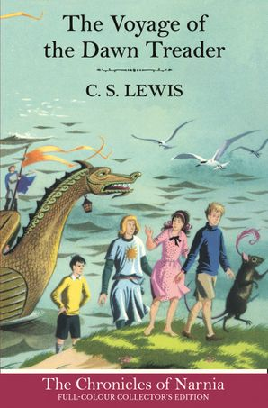 The Voyage of the Dawn Treader (The Chronicles of Narnia, Book 5) Hardcover  by Clive Staples Lewis