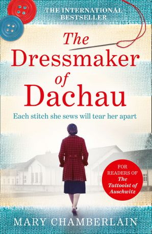 The Dressmaker of Dachau Paperback  by Mary Chamberlain