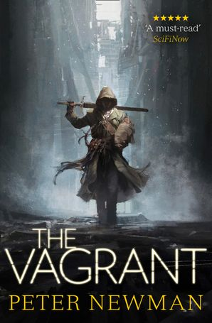 The Vagrant Paperback  by