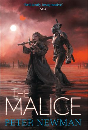 The Malice (The Vagrant Trilogy) eBook  by