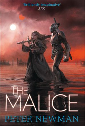 The Malice (The Vagrant Trilogy) Paperback  by Peter Newman