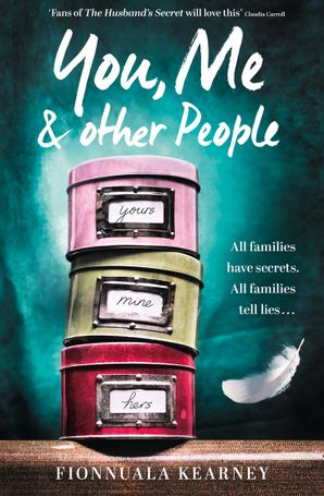 You, Me and Other People Paperback  by Fionnuala Kearney