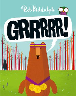 Grrrrr! (Read Aloud by Paul Panting) eBook AudioSync edition by Rob Biddulph