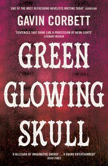 Green Glowing Skull