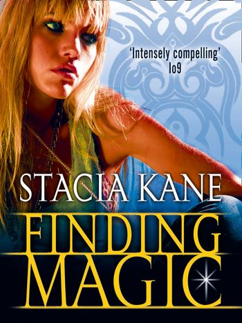 Finding Magic (a Novella) - Stacia Kane