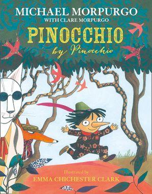 Pinocchio Paperback Abridged edition by Michael Morpurgo, O.B.E.