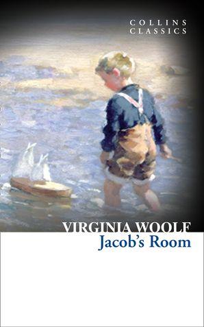 Jacob's Room Paperback  by Virginia Woolf