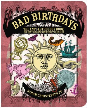 Bad Birthdays Paperback  by Sarah Christensen Fu