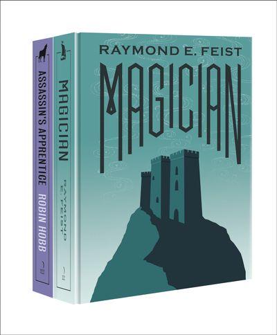 Robin Hobb and Raymond E. Feist Fantasy Classics Special Edition 2-book Set - Raymond E. Feist and Robin Hobb
