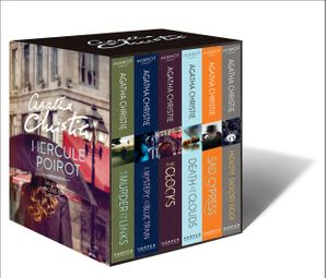 Hercule Poirot Paperback 125th Anniversary Boxed Set edition by Agatha Christie