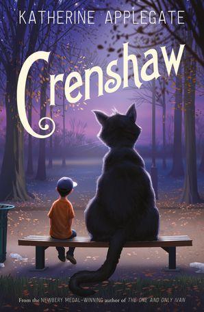 Crenshaw Paperback  by Katherine Applegate