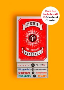 Matchbook Classics Box Set