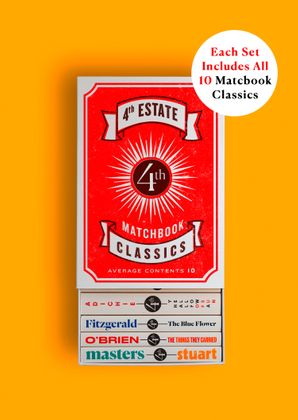 Matchbook Classics Box Set Paperback  by J. G. Ballard