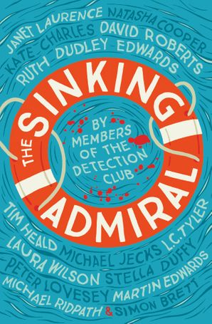 The Sinking Admiral Paperback  by The Detection Club