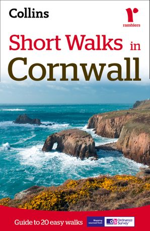 Short Walks in Cornwall Paperback New edition by No Author
