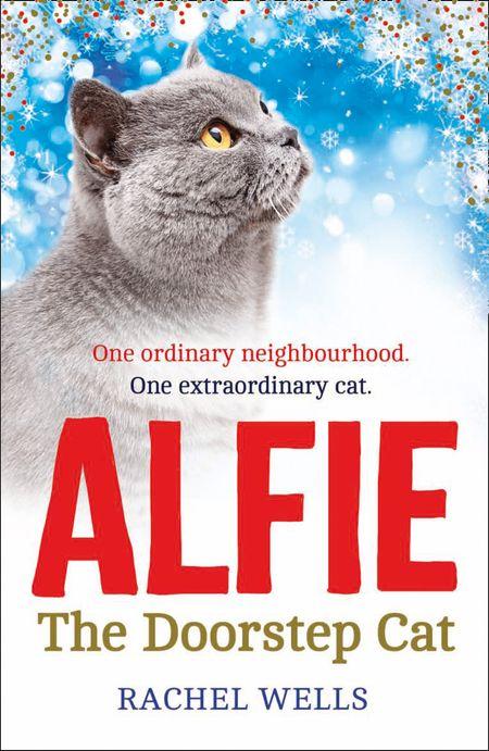 Alfie the Doorstep Cat - Rachel Wells