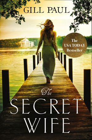 The Secret Wife: A captivating story of romance, passion and mystery Paperback  by Gill Paul