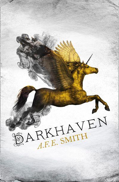 Darkhaven - A. F. E. Smith