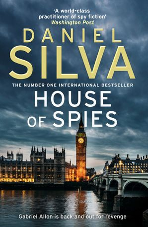 House of Spies Paperback  by Daniel Silva