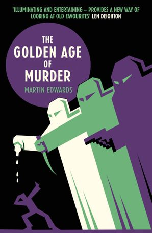 The Golden Age of Murder Paperback  by Martin Edwards