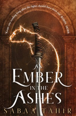 An Ember in the Ashes (Ember Quartet, Book 1) Paperback  by Sabaa Tahir