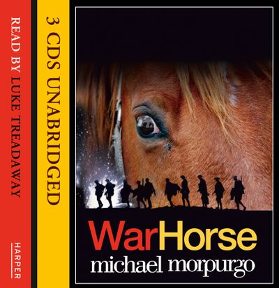 War Horse - Michael Morpurgo, Read by Luke Treadaway