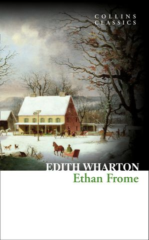 Ethan Frome Paperback  by Edith Wharton